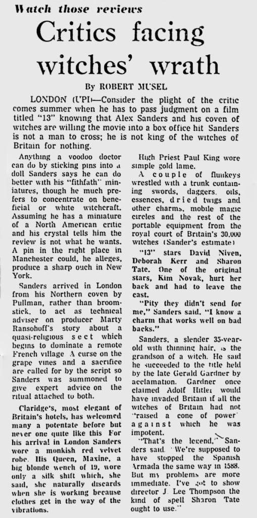 The Windsor Star February 5, 1966.